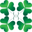 Clover — Vector de stock #40967695