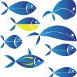 Fish — Stock Vector #41268425