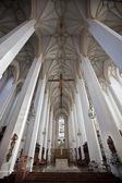 Frauenkirche w monachium, niemcy — Zdjęcie stockowe
