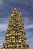 Hindu temple at Matale, Sri Lanka — Stock Photo