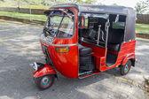 Auto rikša — Stock fotografie