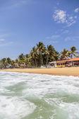 Strand von Hikkaduwa in Sri lanka — Stockfoto