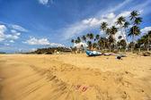 スリランカでニゴンボ ビーチ — ストック写真