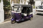 Auto rickshaw — Stock fotografie