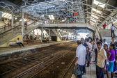 Dworca kolejowego Fort w colombo, sri lanka — Zdjęcie stockowe