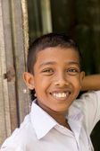 Sri Lankan boy — Stock Photo