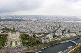 巴黎法国 — 图库照片