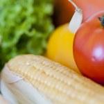 Fresh vegetables — Stock Photo #45732535
