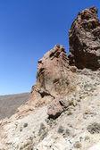 Scenery in Teide National Park in Tenerife, Spain — Stock Photo