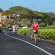 Lavaman triathlon — Stock Photo #45769503