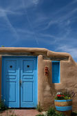 Ranchos de Taos in New Mexico — Stock Photo