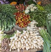 Fresh vegetables — Стоковое фото