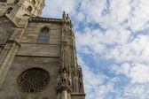 史蒂芬大教堂 — 图库照片