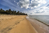 Negombo beach, Sri Lanka — Stock Photo
