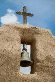 San Lorenzo de Picuris church in New Mexico — Stock Photo