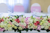 Weddin decoration — Stock Photo