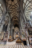 St. Stephen's Cathedral in Vienna — Stock Photo