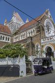 All Saints Anglican Church in Galle, Sri Lanka — Stock Photo