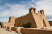 San Francisco de Asis Mission Church in New Mexico — Foto de Stock