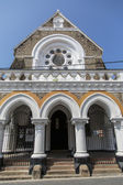 All Saints Anglican Church in Galle, Sri Lanka — 图库照片