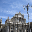 Cathedral of Santa Agata in Catania — Stock Photo #47299185