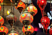 Colorful Lamps — 图库照片