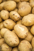 Brown Potatoes — Foto de Stock