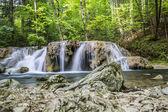 Small cascade — Stock Photo