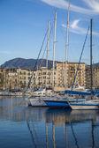 Port Cala in Palermo — Stock Photo