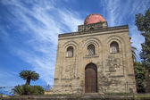 Chiesa di San Cataldo in Palermo — Stock Photo
