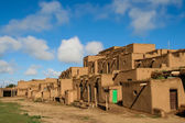 Taos Pueblo in New Mexico, USA — Stock Photo