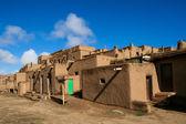 Taos Pueblo in New Mexico, USA — Stock Photo