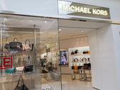 Michael Kors shop — Stockfoto