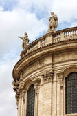 Santa Maria Maggiore in Rome, Italy — Stock Photo