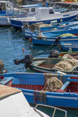 Boats in Syracuse, Italy — Stock Photo