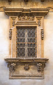 Old sicilian window — 图库照片