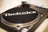 DJ mixing equipment — Stock Photo