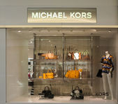 Michael Kors shop — 图库照片