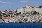Dubrovnik, croatie — Photo