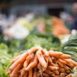 Fresh vegetables on the market — Stock Photo #49755075
