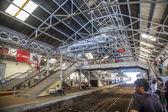 Fort Railway Station in Colombo, Sri Lanka — Stock Photo
