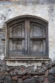旧的 siclian 窗口 — 图库照片