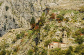 Chapel of Our Lady of Salvation in Kotor — Stock Photo