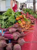 South Pearl Street Farmers Market in Denver — Stock Photo