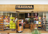 Teavana store — Stock Photo