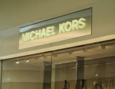 Michael Kors shop — Stock fotografie