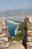 Fortress in Alanya — Stock Photo