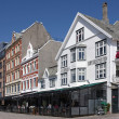 Haugesund Town in Norway — Stock Photo