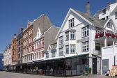 Haugesund Town in Norway — Stock Photo