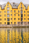 Clarion Collection Hotel Bryggen. — Stock Photo